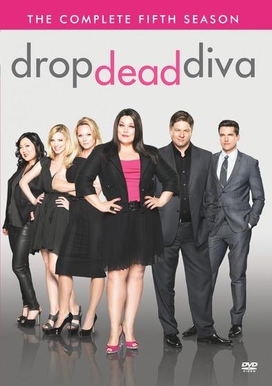 Drop Dead Diva The Complete Fifth Season 043396444218