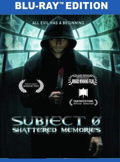 Subject 0: Shattered Memories [Blu-ray] #658826012020