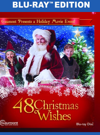 48 Christmas Wishes.48 Christmas Wishes Blu Ray 810162030865 Dvds And Blu Rays