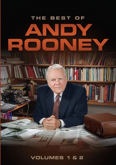 The Best Of Andy Rooney 886470410996