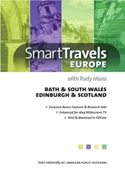 Smart Travels Europe with Rudy Maxa:  Bath & South Wales/ Edinburgh & Scotland