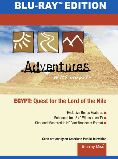 Adventures with Prupose: Egypt  [Blu-ray]