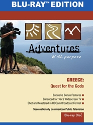 Adventures with Purpose: Greece [Blu-ray]