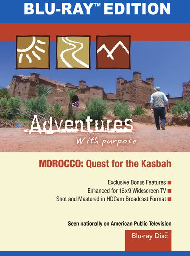 Adventures with Purpose: Morocco [Blu-ray]
