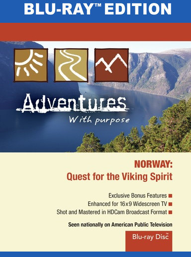 Small World Productions - Adventures with Purpose: Norway [Blu-ray] #008138019604