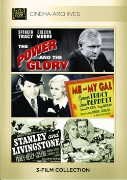 The Power And The Glory 1933; Me And My Gal 1932; Stanley And Livingstone 1939