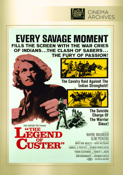 Legend Of Custer, The