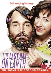 Last Man On Earth: The Complete Second Season
