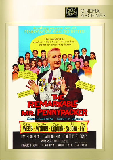 Remarkable Mr. Pennypacker, The
