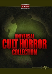 Universal Cult Horror Collection DVD