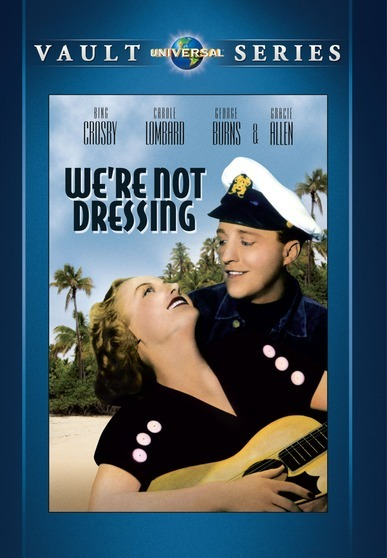We're Not Dressing