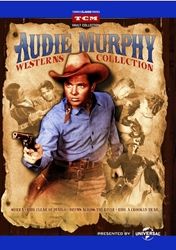Audie Murphy Westerns Collection DVD
