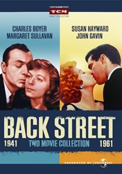 Back Street Two Film Collection DVD