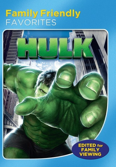The Hulk (Family Friendly Version)