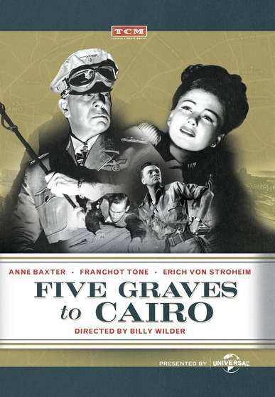 Five Graves to Cairo