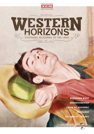 Western Horizons: Universal Westerns of the 1950s DVD