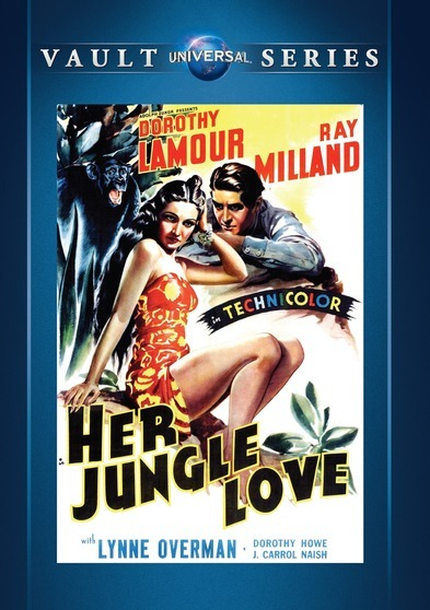 Her Jungle Love