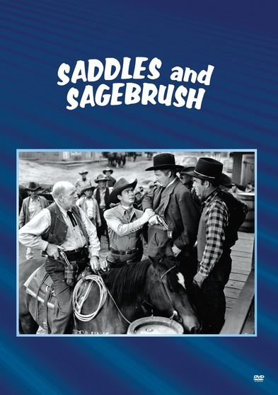 Saddles and Sagebrush