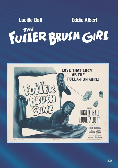 Fuller Brush Girl, The