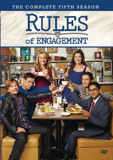 Rules of Engagement: Season Five (3 discs)