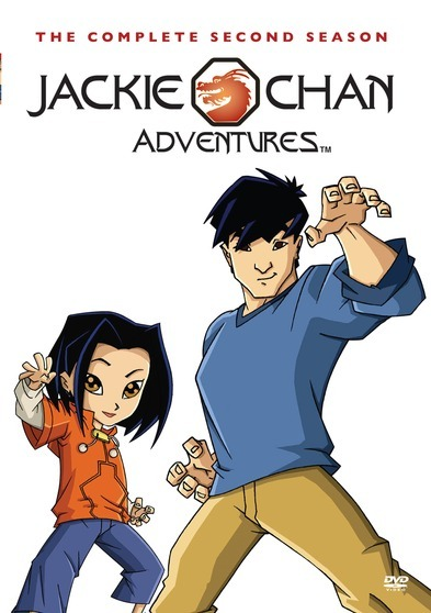 Jackie Chan Adventures - The Complete Second Season (9 Discs)