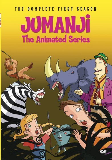Jumanji: The Animated Series - The Complete First Season (10 Discs)