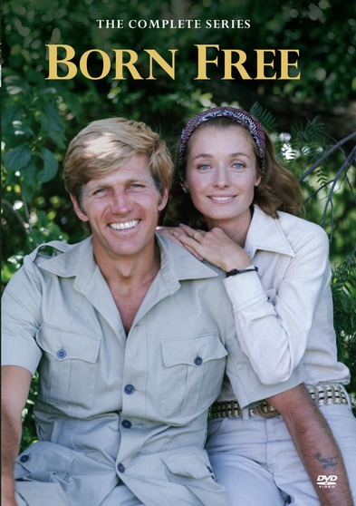 Born Free (1974) The Complete First Season