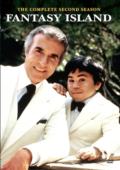Fantasy Island - The Complete Second Season (1977 Series, 5 Discs)