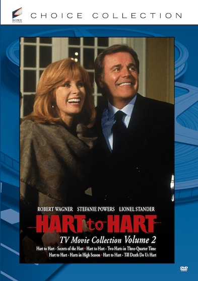 Hart to Hart TV Movie Collection (Volume 2)