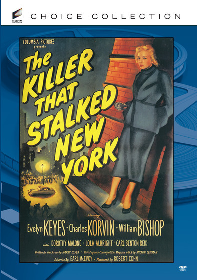 Killer That Stalked New York, The