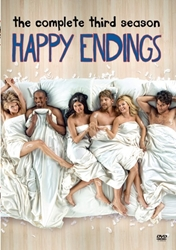 Happy Endings: The Complete Third Season