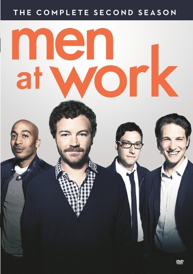 Men at Work (2012): The Complete Second Season