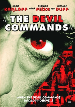 Devil Commands, The (1941)