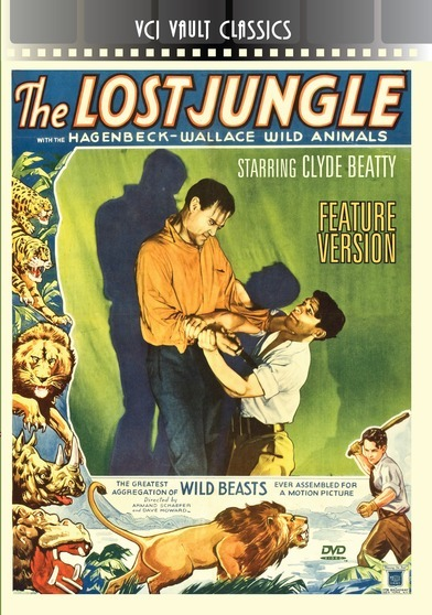 THE LOST JUNGLE (FEATURE VERSION)