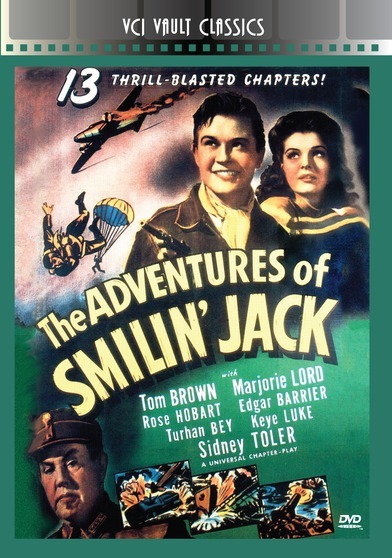 ADVENTURES OF SMILIN' JACK (SERIAL)