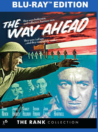 Way Ahead, The [Blu-ray]