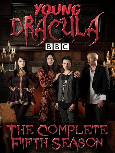 Young Dracula - The BBC Series: The Complete Fifth Season (2 DVD Set)