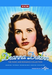 Deanna Durbin: The Music and Romance Collection DVD