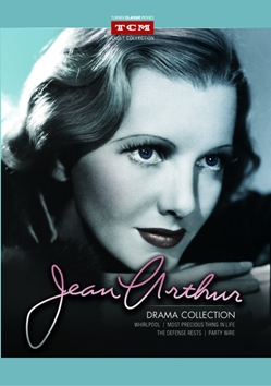 Jean Arthur Drama Collection DVD [4 disc]