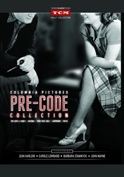 Columbia Pictures Pre-Code Collection DVD [5 disc]