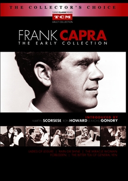 Frank Capra: The Early Collection DVD [5 disc]