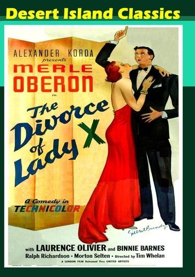 DIVORCE OF LADY X, THE