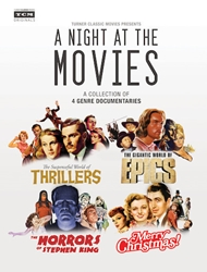 TCM Originals: A Night at the Movies DVD