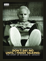 TCM Originals: Dont Say no Until I Finish Talking - The Richard D. Zanuck Story DVD