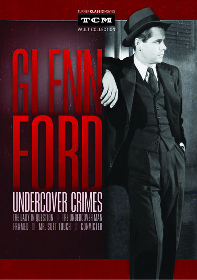 Glenn Ford: Undercover Crimes DVD Collection [5 disc]