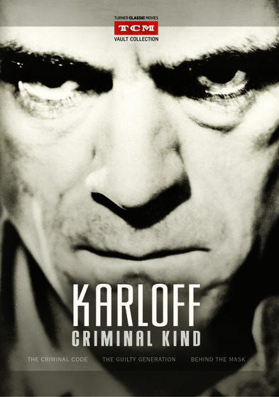 Karloff: Criminal Kind DVD Collection [3 disc]