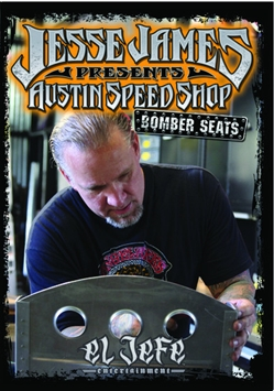 Jesse James Presents Austin Speed Shop: Bomber Seats