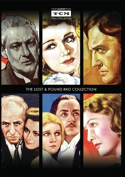 TCM Vault Collection: The Lost & Found RKO Collection