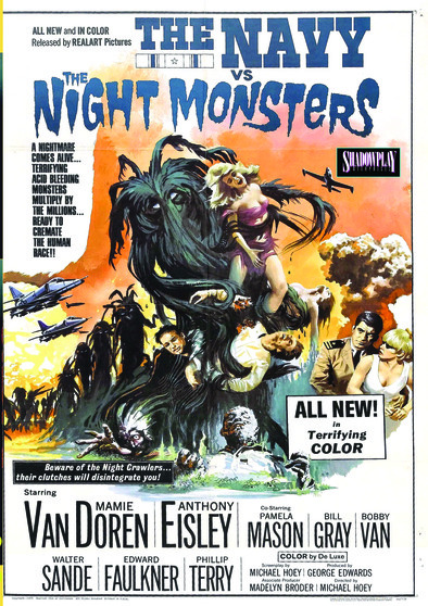 Navy Versus The Night Monsters