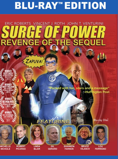 Surge of Power: Revenge of the Sequel [Blu-ray]